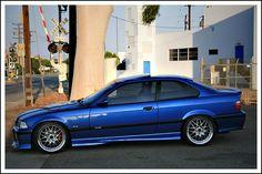 Clean BMW E36