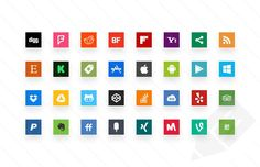 Medialoot - Simple Social Media Icons