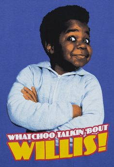 Different Strokes, favorite tv show ever!