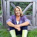 Katie Couric on Vegetable Gardening - Katie Couric on the Benefits of Gardening - Woman's Day