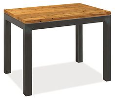 Parsons End Tables - End Tables - Living - Room & Board