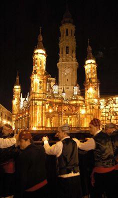Iglesia del sagrado Corazon. Zaragoza