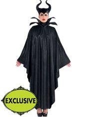 Adult Maleficent Costume Plus Size - Maleficent