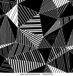 irregular facet pattern - Google Search