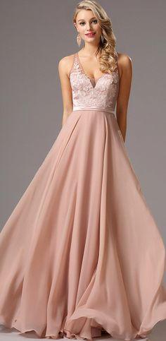 [USD 149.99] eDressit Sleeveless Plunging Neck Lace Bodice Evening Dress…