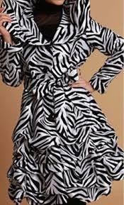 Image result for zebra feather print coat