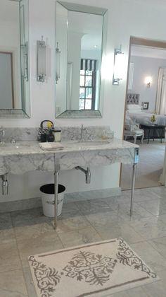 Double Vanity, My House, Bathroom, Bath Room, Bathrooms, Bath, Bathing, Bathtub, Toilet