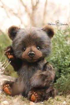 Bear Forest by Evgeniya and Igor Krasnov - Bear Pile Bear Cubs, Panda Bear, Polar Bear, Teddy Bear Hug, Cute Teddy Bears, Teddy Pictures, Love Bear, Orangutan, Guinea Pigs
