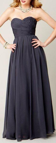 Kennedy Blue Bridesmaid Dress