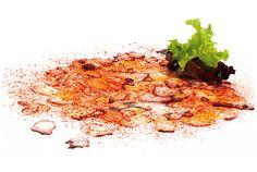 Descubre un #aperitivo de #pulpo muy #fácil de preparar