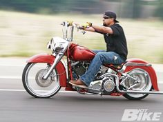 1987 Heritage Softail @hotbike