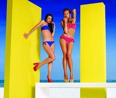 Mas imágenes de la colección de trajes de baño Primark verano 2012, http://www.mujerdemoda.net/2012/04/coleccion-de-trajes-de-bano-primark.html