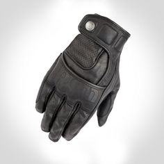 Roland Sands Mission Glove - Black