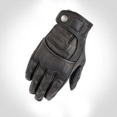 Roland Sands Mission Glove - Black