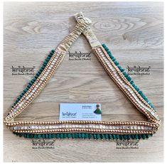 Hand Work Blouse Design, Fancy Blouse Designs, Bridal Blouse Designs, Blouse Neck Designs, Blouse Patterns, Saree With Belt, Saree Belt, Saree Blouse, Sari