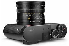 Products we like / Camera / Leica Q / Black / INSPIRED-CITY