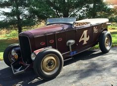 1932 Ford Phaeton- A Well Known and Well Built Traditional Hot Rod | The H.A.M.B.