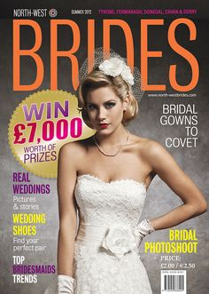 Thanks to North-West Brides for featuring Justin Alexander style 8632 on the cover of the Summer 2012 issue! www.justinalexanderbridal.com/wedding_dresses/8632
