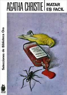 ilustraciones de la colección de Agatha Christie para la Editorial Molino. http://www.tomadamsuncovered.co.uk/