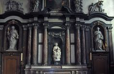 Michelangelo's Madonna and Child in Brugge - Church of Our Lady, Bruges - Wikipedia, the free encyclopedia
