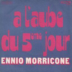 LP7 - Ennio Morricone - A l'aube du 5eme jour - Bud Spencer / Terence Hill - Datenbank