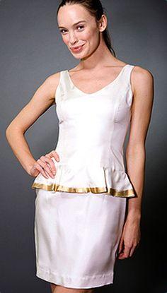 455fa948c1723 Inverted Triangle-Shaped Figure - Dress to Flatter  Dresses That Flatter  Your Inverted Triangle