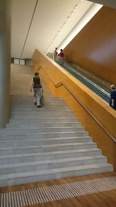 Singapore Art Museum staircase