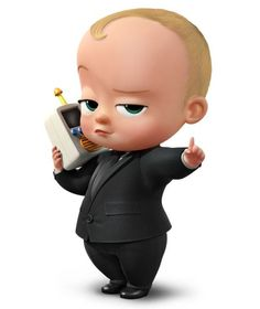 Trailer: 'The Boss Baby: Back in Business' Clocks in April 6 Baby Boy Birthday Themes, Boss Birthday, Boy Birthday Parties, Kids Cartoon Characters, Baby Buddha, Business Baby, Boss Baby, Patch Kids, Funny Phone Wallpaper