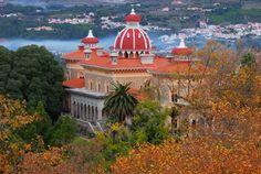 Palácio de Monserrate, Sintra - PORTUGAL