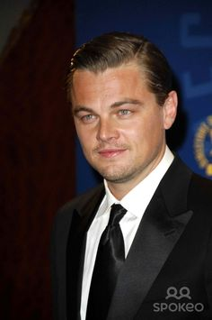 Leonardo Dicaprio During the 59th Annual Directors Guild of America Awards (Press Room) Held at the Hyatt Regency Century Plaza Hotel, on February 3, 2007, in Century City, Los Angeles. Photo by Michael Germana-Globe Photos 2007