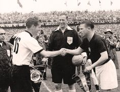 The greatest sides never to win the World Cup: Hungary 1954