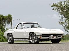 1965 Chevrolet Corvette Sting Ray L78 396 Convertible