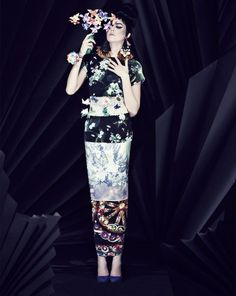 A Taste Of The Orient #fashion #photography