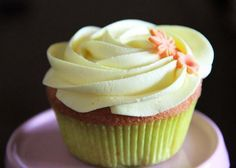 Recetas de diferentes coberturas para cupcakes