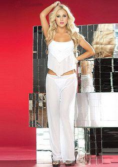 """""""Romantic Breeze"""" Bridal Lingerie - $14.15 on @ClozetteCo"""