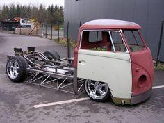 T1 VW Bus ''Restoration''