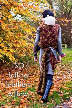 ISO- sling studio falling feathers Willow