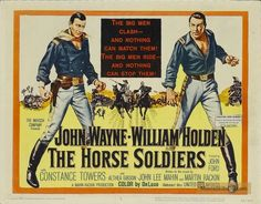 The Horse Soldiers title card