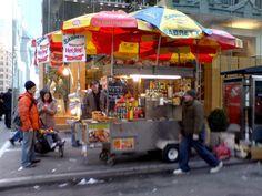 NY Style Hot Dogs... YUMMY