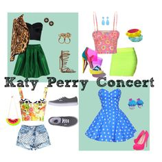 """""""Katy Perry Concert"""" by daniellowitz on Polyvore"""