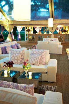 Chic lounge, inspiration for birthday party, Mobella Events, www.mobellaevents.com, event planner Orlando, event planner St. Petersburg