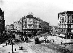 1905 Brunnenstrasse und Weinbergsweg