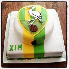 ADO taart voetbal