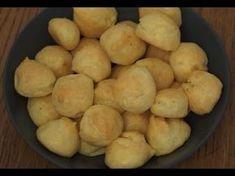 Recette de gougères au fromage (Recette Cuisine Companion Moulinex) - YouTube