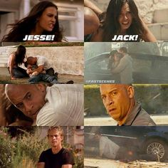 Fast & The Furious 1 and Now in Fast 6