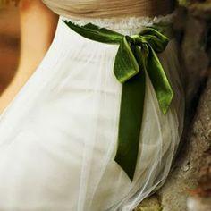 Christmas: Southern Glamour / karen cox. green velveting + classic