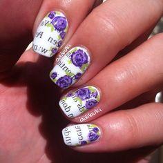 #SoloShot of the #SparkliciousTwinNails with the dearest Amanda @sparklicious_nails ❤️ | #nailart #nail #nails #nailpolish #mani #manicure