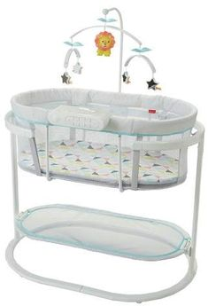 online shopping for Fisher-Price Soothing Motions Bassinet, Windmill from top store. See new offer for Fisher-Price Soothing Motions Bassinet, Windmill Baby Up, Our Baby, Baby Love, Baby Calm, Fisher Price, Best Bassinet, Bassinet Ideas, Nursery Furniture, Furniture Sets