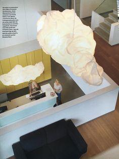 Lamp voor boven trapgat
