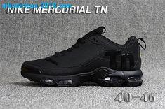 Nike Mercurial Air Max Plus Tn Men's Sneakers Trainers Shoes Black Red Black Nike Shoes, Black Running Shoes, Black Sneakers, Black Nikes, Air Max Sneakers, Classic Sneakers, Nike Air Max Tn, Nike Air Max For Women, Mens Nike Air